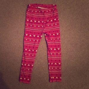 Children's Place Bottoms - Fair isle leggings! ❄️❤️